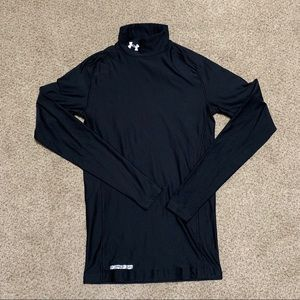 Under Armour Cold Gear Mock Compression Shirt